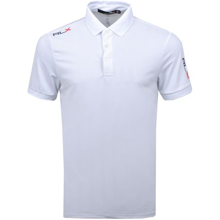 Golf undefined Solid Airflow Pure White - SS19 made by Polo Ralph Lauren