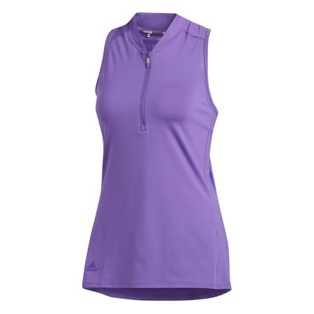 Golf undefined Sleeveless Polo Shirt made by Adidas Golf