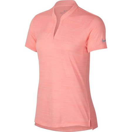 Golf undefined Nike Women's Jacquard Polo made by Nike