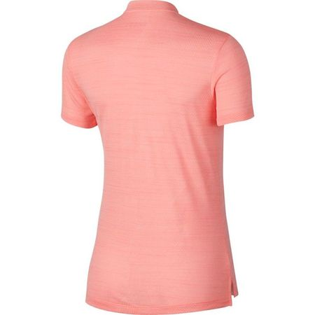 Golf undefined Nike Women's Jacquard Polo made by Nike Golf