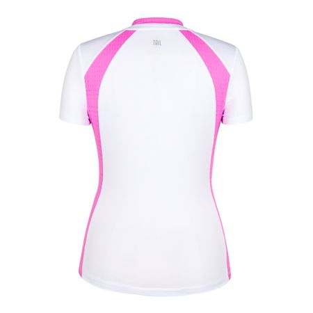 Shirt Tail Carter Short Sleeve Top Tail Activewear Picture