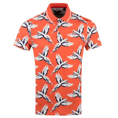 Golf undefined Creek Polo Coral - AW18 made by Ted Baker