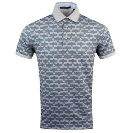 Golf undefined Thunderbird Polo Light Grey Heather - AW18 made by Greyson