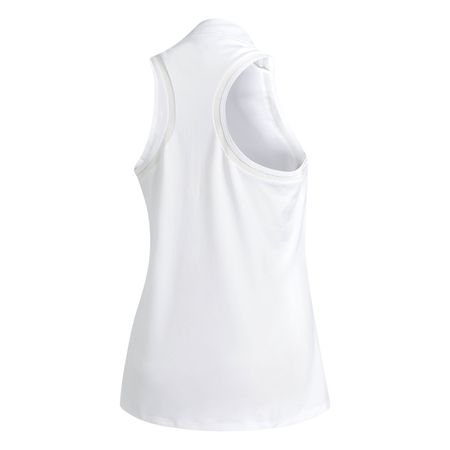 Polo Sleeveless Polo Shirt Adidas Golf Picture