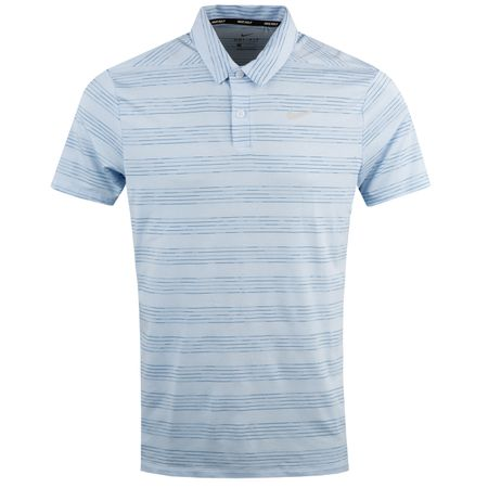Golf undefined Dry Heather Texture Polo White/Royal Tint - AW18 made by Nike Golf