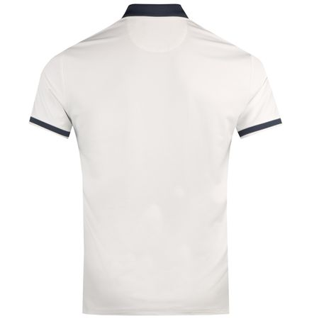 Golf undefined Oxford Stripe Print Polo Bright White - AW18 made by Original Penguin
