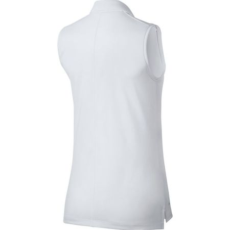 Golf undefined Nike Dry Women's Sleeveless Polo made by Nike Golf