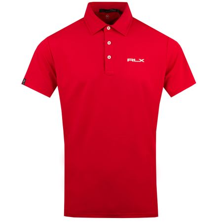 Golf undefined Solid Airflow Jersey RL2000 Red - AW18 made by Polo Ralph Lauren
