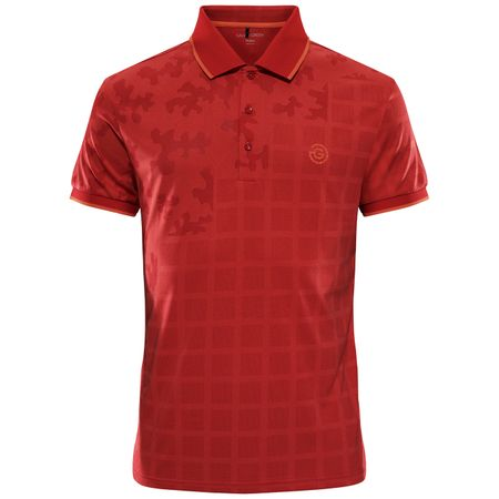 Golf undefined E-The Red Shirt Red - AW18 made by Galvin Green