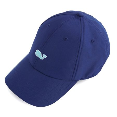 Golf undefined Vineyard Vines Women's Performance Logo Baseball Hat made by Vineyard Vines