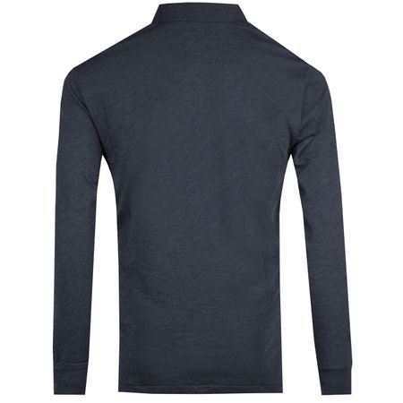 Golf undefined Performance Wool LS Polo Winter Navy Heather - AW18 made by Polo Ralph Lauren