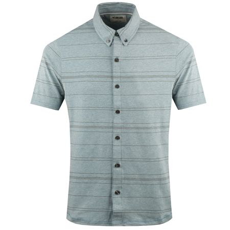 Golf undefined Dry Tech Cotton Blend Polo Cove Heather - AW18 made by Linksoul