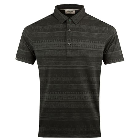 Golf undefined Dry Tech Polo Black Heather - AW18 made by Linksoul