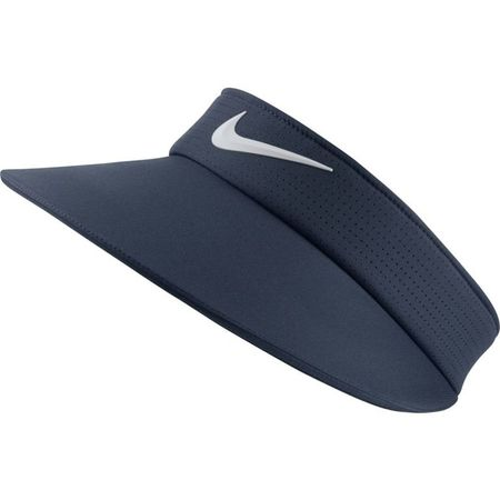 Golf undefined Nike Women's AeroBill Big Golf Visor made by Nike Golf
