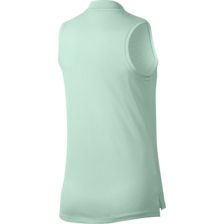 Golf undefined Nike Dry Blade Collar Sleeveless Golf Polo made by Nike Golf