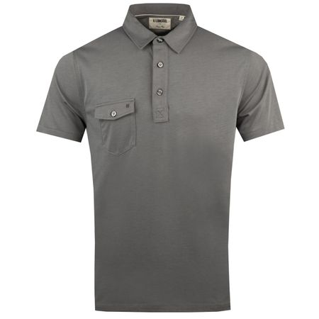 Golf undefined Innosoft Cotton Polo Gravel - AW18 made by Linksoul