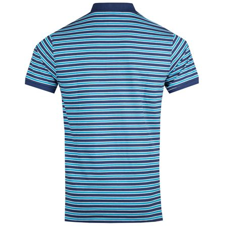 Golf undefined Stripe Sport Polo Galaxy - AW18 made by Psycho Bunny
