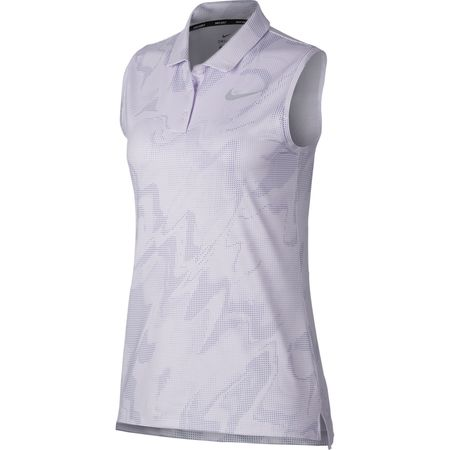 Golf undefined Nike Dry Women's Sleeveless Golf Polo made by Nike Golf