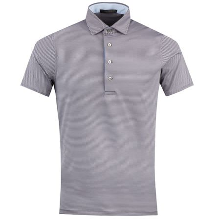 Golf undefined Saranac Polo Eel/Storm - AW18 made by Greyson