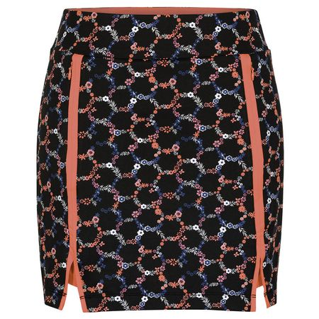 Skirt Royal - Alia Connect Print Skort Tail Activewear Picture