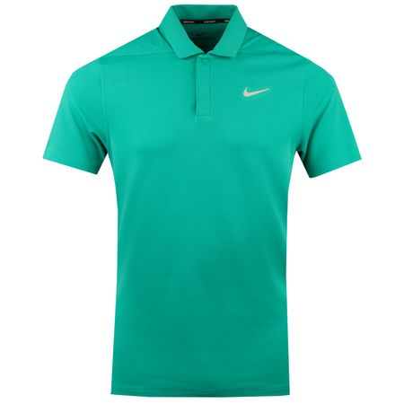 Golf undefined Aeroreact Victory Polo Neptune Green/Silver - AW18 made by Nike Golf