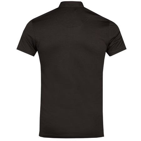 Golf undefined Sebastian Merino Polo Black - AW18 made by Orlebar Brown