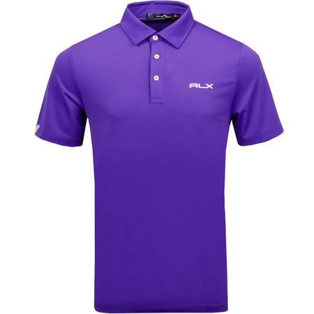 Polo Solid Airflow Purple Rage - AW18 Polo Ralph Lauren Picture