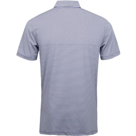 Golf undefined Striped Airflow Jersey Pure White/French Navy - AW18 made by Polo Ralph Lauren