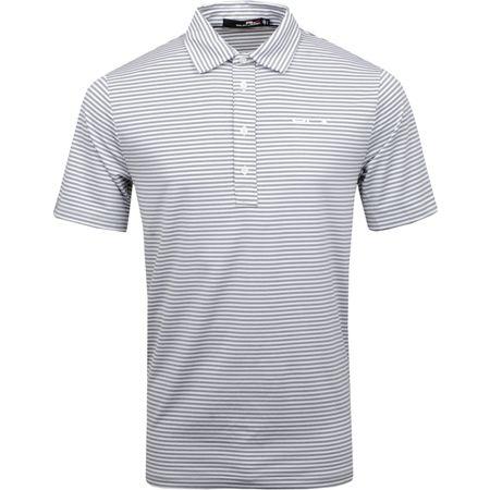 Golf undefined Feed Stripe Airflow Jersey Pure White - AW18 made by Polo Ralph Lauren