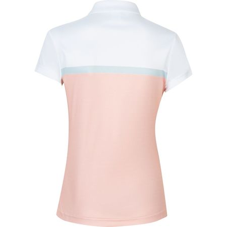 Golf undefined Daily Sports Milena Apricot Polo Shirt made by Daily Sports