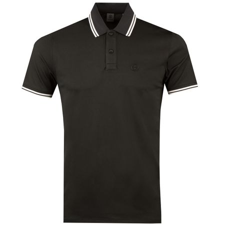 Polo Tipped Polo Onyx - AW18 G/FORE Picture