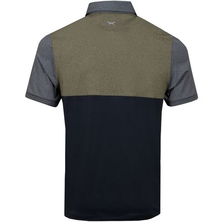 Polo Colour Block Polo Military - AW18 Wolsey Picture