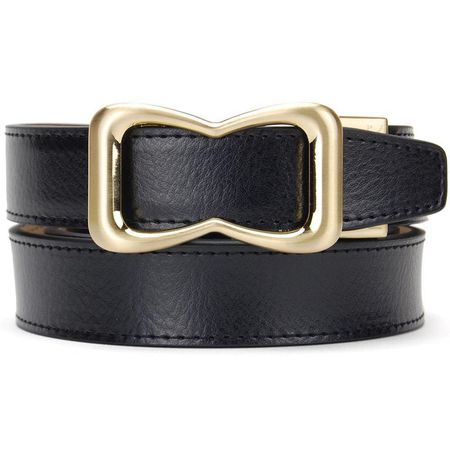 Golf undefined Nexbelt Janell Black Women's Belt made by Nexbelt
