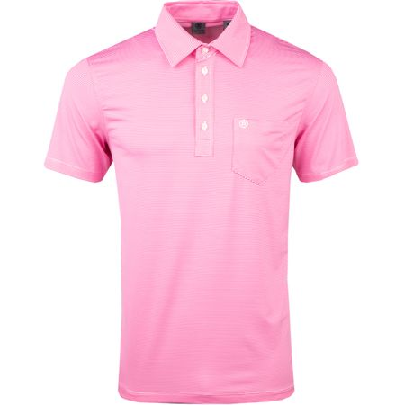 Golf undefined Feeder Stripe Polo Blossom - AW18 made by G/FORE