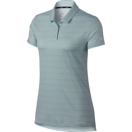 Golf undefined Nike Dry Women's Tonal Stripe Polo made by Nike