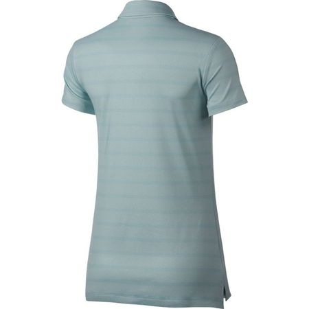 Golf undefined Nike Dry Women's Tonal Stripe Polo made by Nike Golf