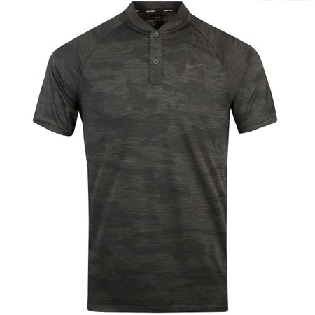 Golf undefined TW Vapor Zonal Cooling Camo Polo Anthracite/Black - 2019 made by Nike