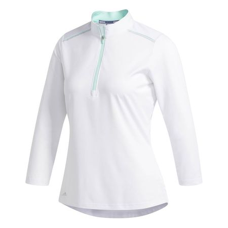 Outerwear Adidas Climacool 1/4 Zip Pullover Adidas Golf Picture