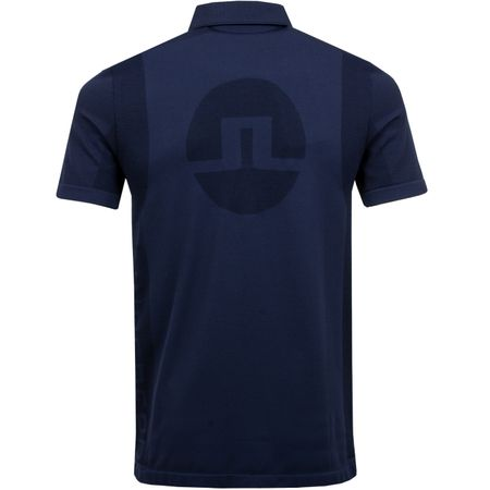 Golf undefined Ash Lightweight Seamless JL Navy - AW18 made by J.Lindeberg