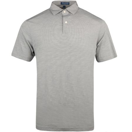 Golf undefined Crown Crafted Performance Polo Smoke - AW18 made by Peter Millar