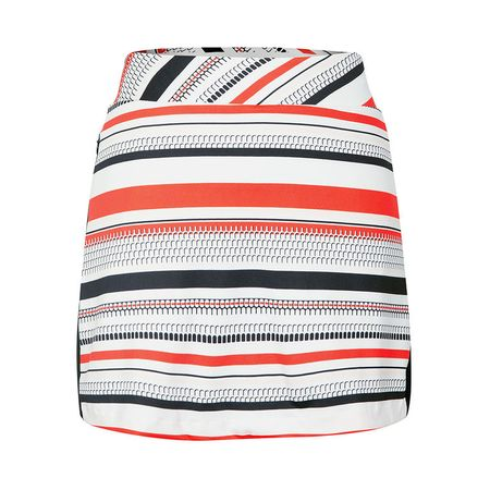 Skirt Tail Mila Stripe Skort Tail Activewear Picture