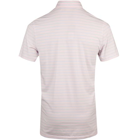 Polo Stripe Stretch Vintage Lisle White/Garden Pink/Austin Blue - AW18 Polo Ralph Lauren Picture