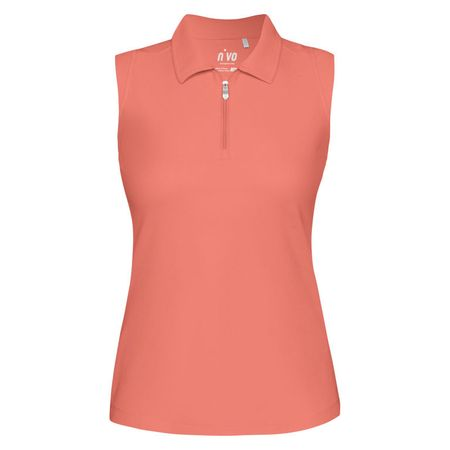 Golf undefined Nivo Sports Nika Sleeveless Polo made by Nivo