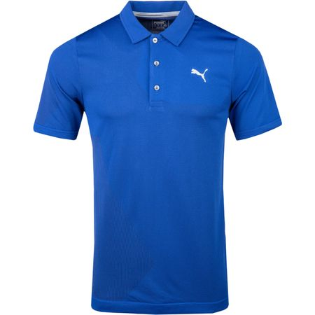 Golf undefined Evoknit Dassler Polo Sodalite Blue - AW18 made by Puma Golf