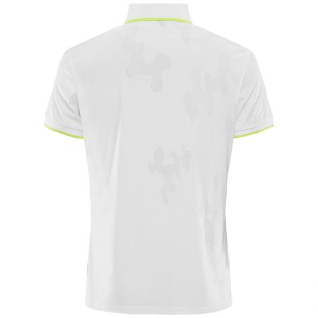 Golf undefined E-The White Polo White - AW18 made by Galvin Green