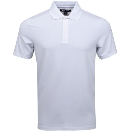Golf undefined Hillwell Classic Technical Polo White - 2018 made by Wolsey