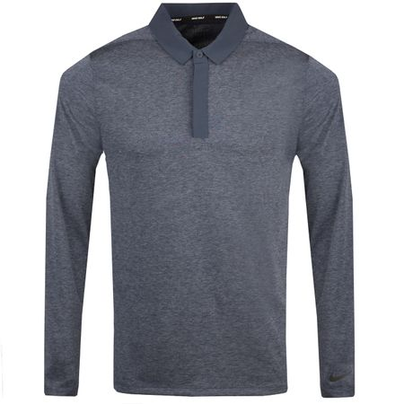 Golf undefined LS Dry Polo Obsidian - AW18 made by Nike Golf