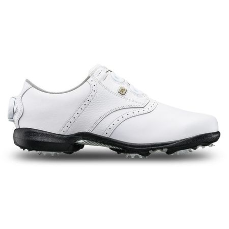 Golf undefined DryJoys BOA Women's Golf Shoe - White made by FootJoy