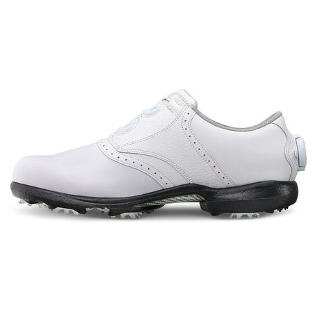 Shoes DryJoys BOA Women's Golf Shoe - White FootJoy Picture