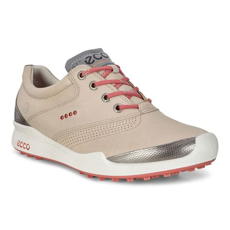 Golf undefined BIOM Hybrid Women's Golf Shoe - Tan made by ECCO